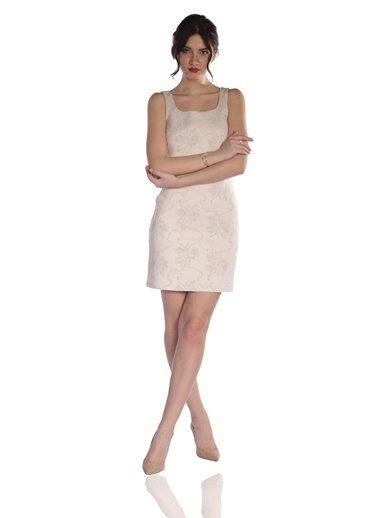 6ixty8ight Askılı Dar Mini Elbise